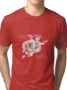Cry Baby Ruby Tri-blend T-Shirt