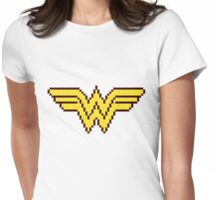 wonder women 1 Womens Fitted T-Shirt