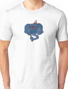 Hipsterphant Unisex T-Shirt