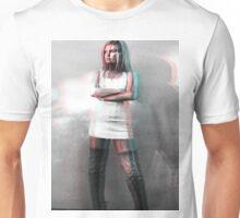 Alissa Violet Unisex T-Shirt
