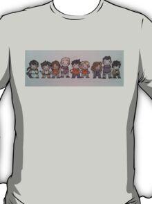Seven Plus Two.  T-Shirt