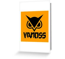 vanoss Greeting Card