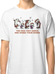 calvin and hobbes Dance Classic T-Shirt