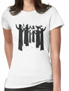 Forest of Spirits Womens Fitted T-Shirt
