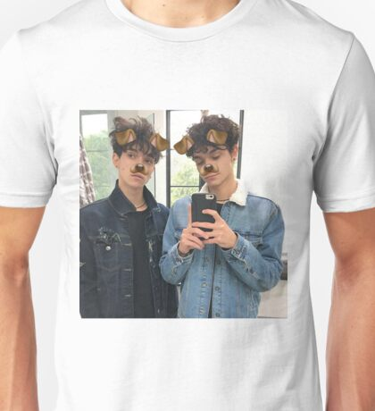 Lucas and Marcus Unisex T-Shirt