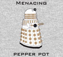 Menacing Pepper Pot. by trumanpalmehn