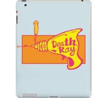 Death Ray iPad Case/Skin