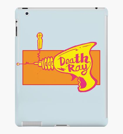 Death Ray iPad Case/Skin