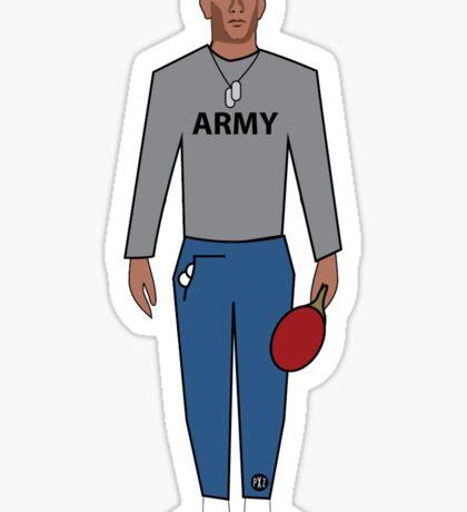 Ping Pong Sticker