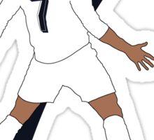 Cristiano Ronaldo #7 Sticker