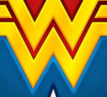 wonder women Sticker