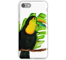TROPICAL TOUCAN iPhone Case/Skin