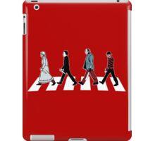 stabby road iPad Case/Skin