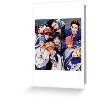 NCT - LIMITLESS Greeting Card