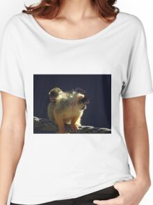 Squirrel Monkey Women's Relaxed Fit T-Shirt