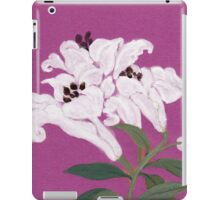 Lilies from Amphai iPad Case/Skin