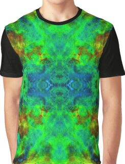 Radioactive Clouds Graphic T-Shirt