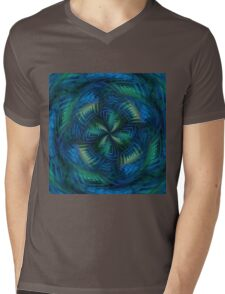 Tribe Mens V-Neck T-Shirt