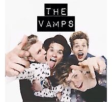 The Vamps Art Photographic Print