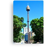 Centrepoint Tower Canvas Print