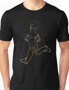 Neon Tracer  Unisex T-Shirt