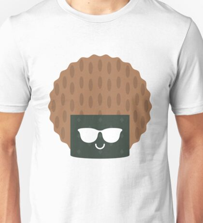 Seaweed Rice Cracker Emoji Cool Sunglasses Unisex T-Shirt