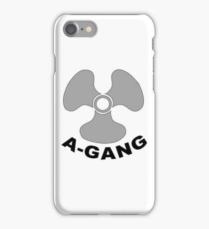 A-Gang, Auxiliary, Submarine Service iPhone Case/Skin
