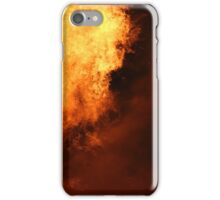 Texture of Fire iPhone Case/Skin