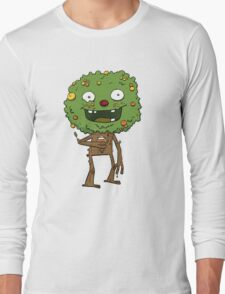 Lambic Beer Monster Long Sleeve T-Shirt