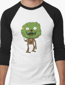 Lambic Beer Monster Men's Baseball ¾ T-Shirt