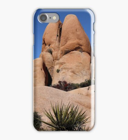 Rocks at Joshua Tree National Park iPhone Case/Skin