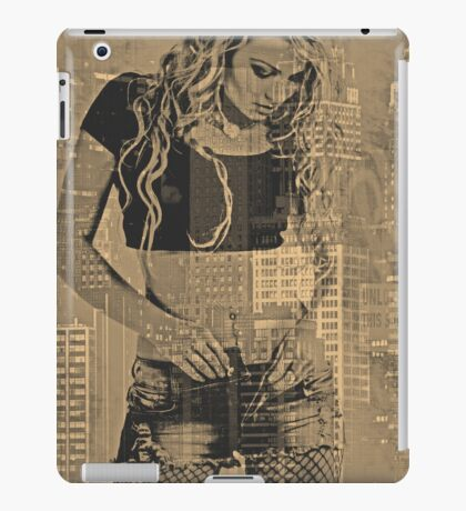 NEW YORK iPad Case/Skin
