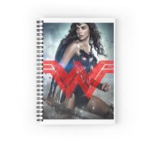wonder women Spiral Notebook