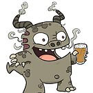 Rauch Beer Monster by striffle