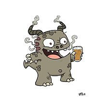 Rauch Beer Monster Photographic Print