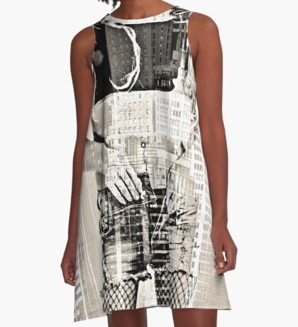 NEW YORK A-Line Dress