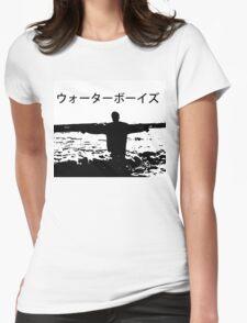 Waterboyz B&W Womens Fitted T-Shirt