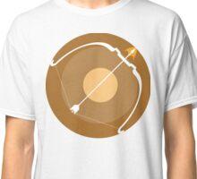 T-shirt Acher Emblem Design Classic T-Shirt