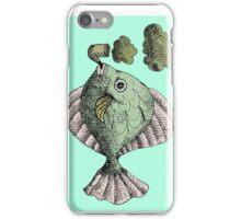 Fish Pipe iPhone Case/Skin