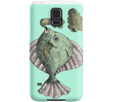 Fish Pipe Samsung Galaxy Case/Skin