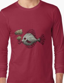 Fish Pipe Long Sleeve T-Shirt
