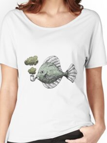 Fish Pipe Women's Relaxed Fit T-Shirt