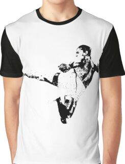 Fight black and white Graphic T-Shirt
