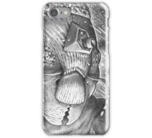 Storm Watchman Ganse Eyela iPhone Case/Skin