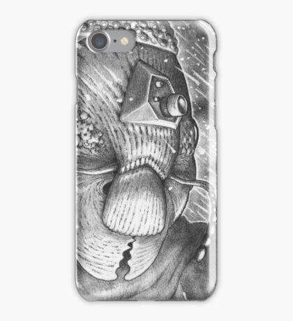 Storm Watchman Ganse Eyela iPhone Case/Skin