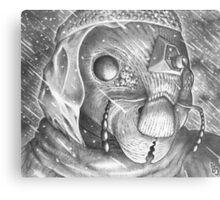 Storm Watchman Ganse Eyela Metal Print