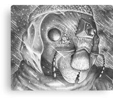 Storm Watchman Ganse Eyela Canvas Print