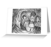 Storm Watchman Ganse Eyela Greeting Card