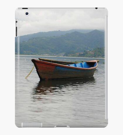 Wooden Boats iPad Case/Skin
