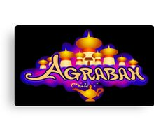 Agrabah Canvas Print